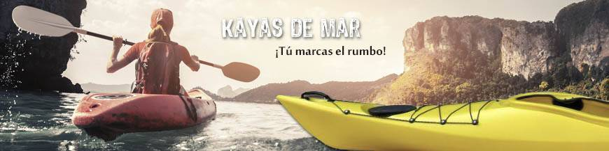 Kayak mar