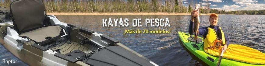Kayak pesca