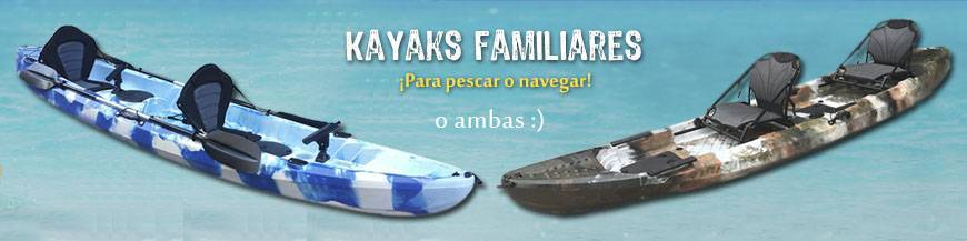 Kayak Familiar