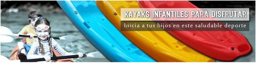 Kayaks infantiles